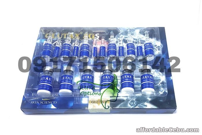 1st picture of GLUTAX 5GS MICRO 6 VIALS For Sale in Cebu, Philippines