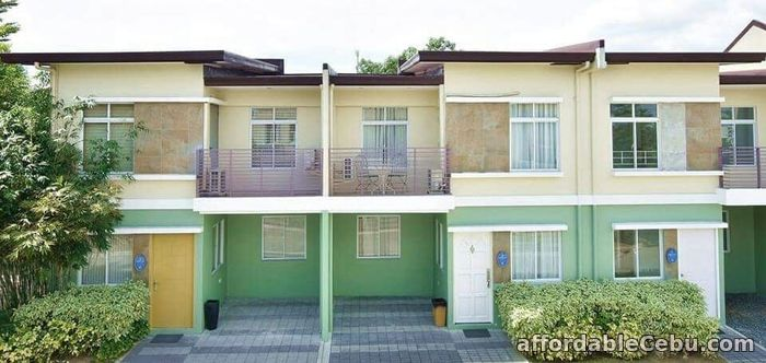 1st picture of Rent to own 4 bdr house w gate and balcony nr school For Sale in Cebu, Philippines