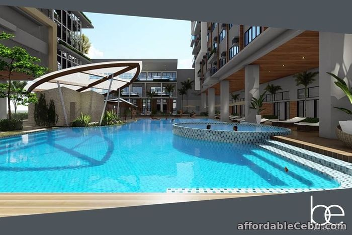 4th picture of 2 Bedrooms Unit w/ Balcony - BE Residences Lahug For Sale in Cebu, Philippines