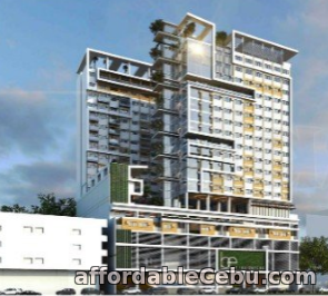 4th picture of Studio w/ Balcony for Sale - BE Residences Lahug For Sale in Cebu, Philippines
