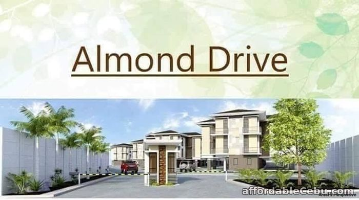 1st picture of 2-Storey Townhouse in Almond Drive, Talisay For Sale in Cebu, Philippines