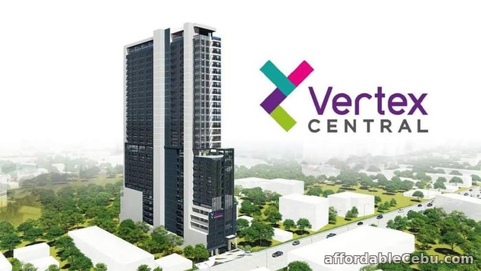 1st picture of VERTEX CENTRAL For Sale in Cebu, Philippines