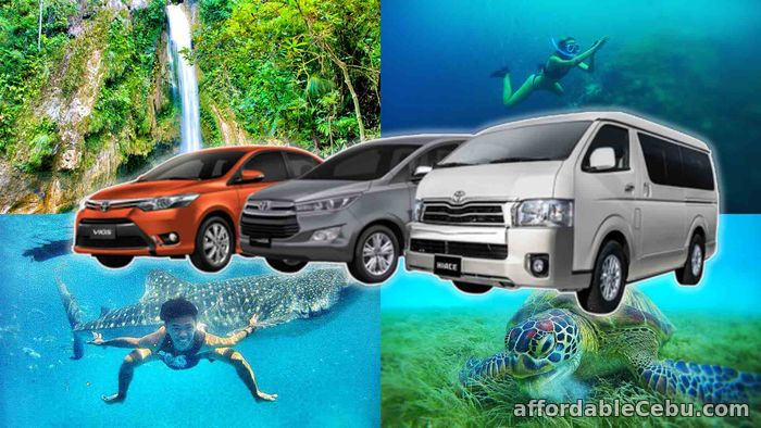 1st picture of Affordable Cebu Rent A Car Tours For Rent in Cebu, Philippines