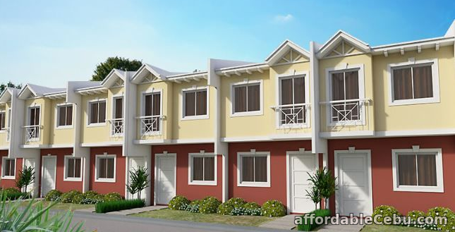 1st picture of 2 Storey Rowhouse in Garden Bloom For Sale in Cebu, Philippines