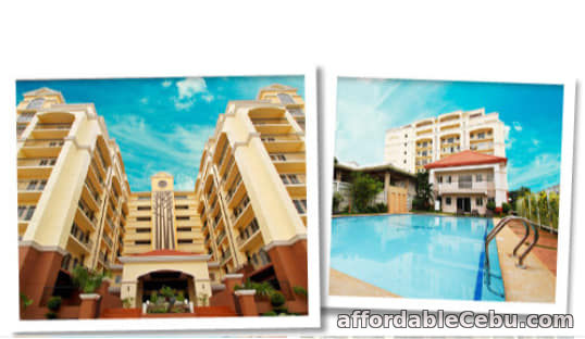 1st picture of STUDIO UNIT FOR SALE IN WOODCREST RESIDENCES For Sale in Cebu, Philippines