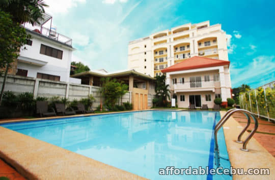 4th picture of STUDIO UNIT FOR SALE IN WOODCREST RESIDENCES For Sale in Cebu, Philippines