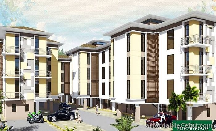 3rd picture of 1BR-A IN BRENTWOOD (Courtyards) For Sale in Cebu, Philippines