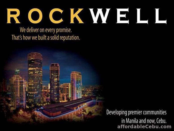 3rd picture of 1BR @ 32 Sanson by Rockwell For Sale in Cebu, Philippines