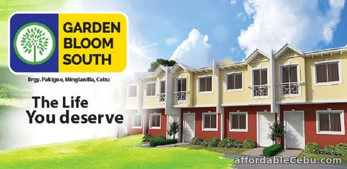 1st picture of 2 Storey Rowhouse  -  Pakigne, Minglanilla, Cebu For Sale in Cebu, Philippines