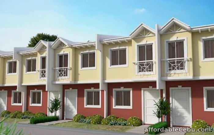 2nd picture of 2 Storey Rowhouse  -  Pakigne, Minglanilla, Cebu For Sale in Cebu, Philippines