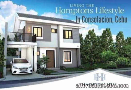 1st picture of Hampton Hill - Grayson House ( Single Detached ) For Sale in Cebu, Philippines