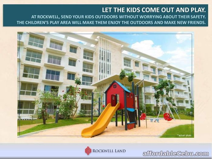 2nd picture of 1BR @ 32 Sanson by Rockwell For Sale in Cebu, Philippines