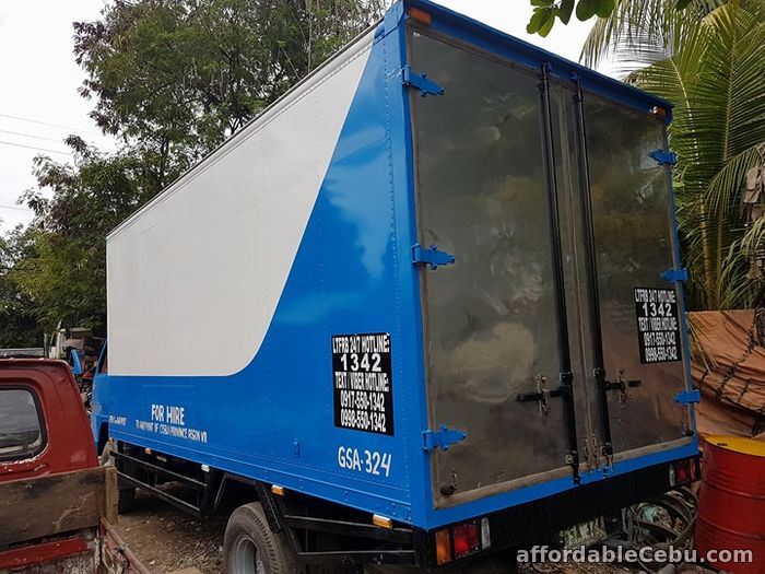 1st picture of R & D Hauling Services For Rent in Cebu, Philippines