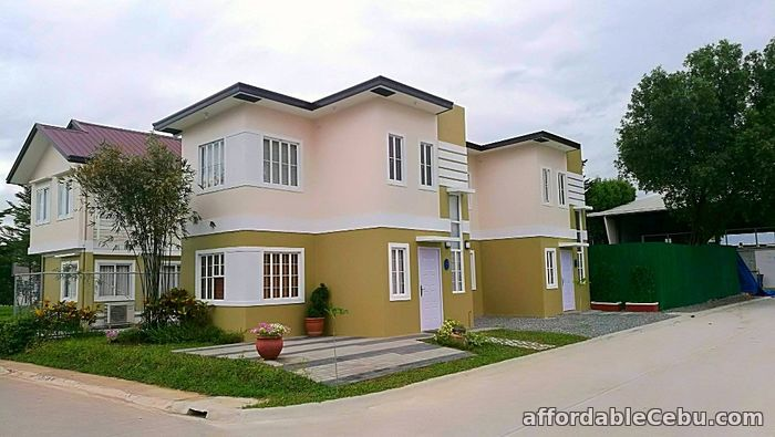 2nd picture of Single attached 3 bdr house w car park near school For Sale in Cebu, Philippines