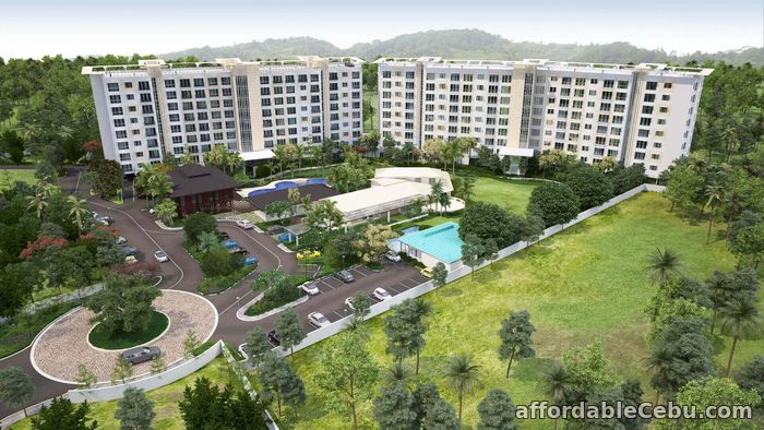1st picture of Studio Unit for Sale - 32 Sanson by Rockwell For Sale in Cebu, Philippines