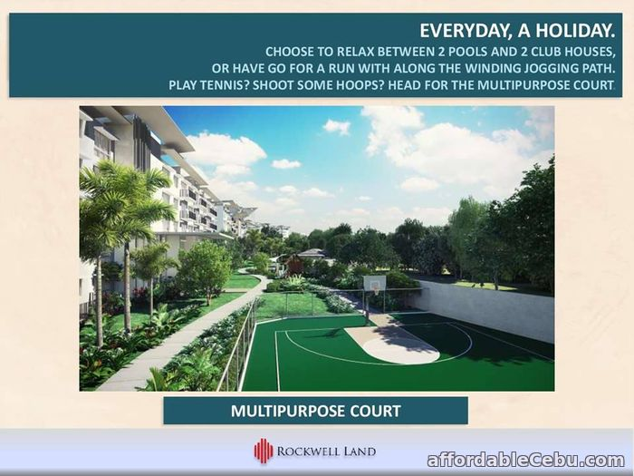 3rd picture of 32 Sanson by Rockwell - 2 Bedroom For Sale in Cebu, Philippines