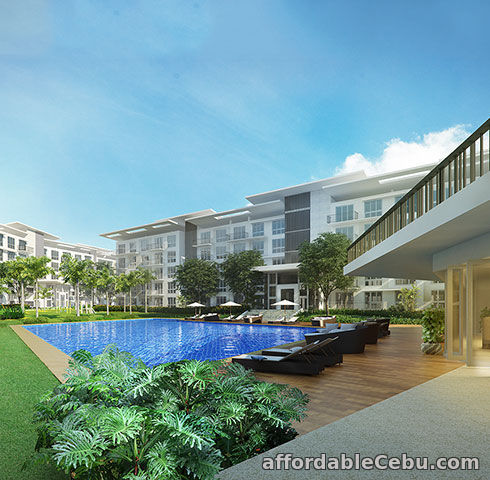 4th picture of Studio Unit for Sale - 32 Sanson by Rockwell For Sale in Cebu, Philippines
