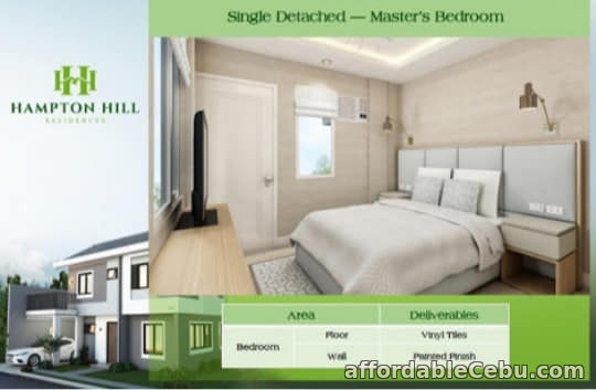 3rd picture of Hampton Hill - Grayson House ( Single Detached ) For Sale in Cebu, Philippines