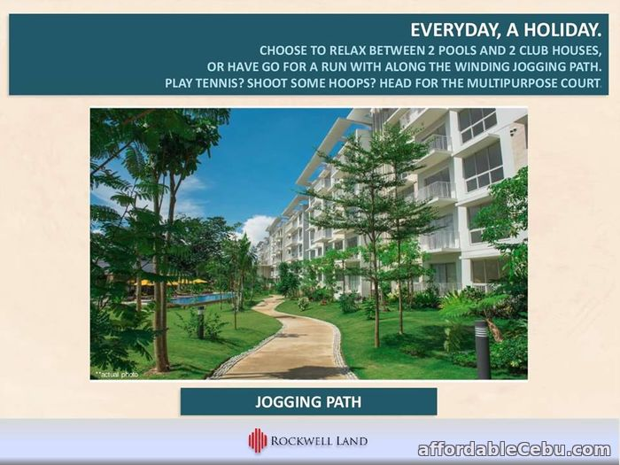 1st picture of 32 Sanson by Rockwell - 2 Bedroom For Sale in Cebu, Philippines