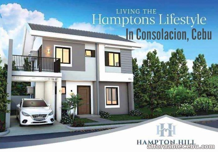 1st picture of Hampton Hills Residences(CLARKE MODEL) For Sale in Cebu, Philippines