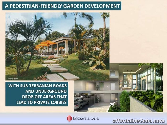 5th picture of 2BR @ 32 Sanson by Rockwell For Sale in Cebu, Philippines