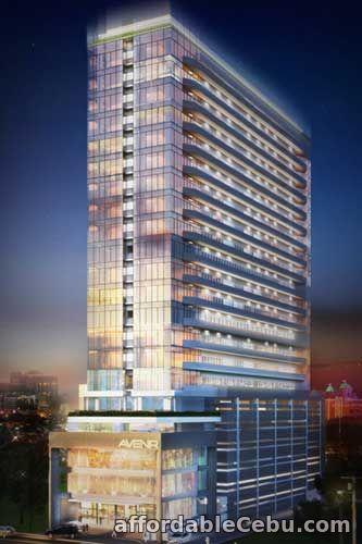 1st picture of Studio Unit - Avenir Condominium For Sale in Cebu, Philippines