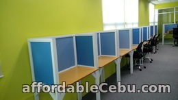 1st picture of Seat Lease - Our Offices in 6 Location are ready to deal. For Rent in Cebu, Philippines