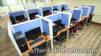 3rd picture of Seat Lease - Our Offices in 6 Location are ready to deal. For Rent in Cebu, Philippines