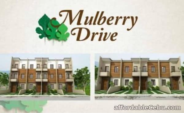 1st picture of Mulberry Drive 2- Storey Townhouse For Sale in Cebu, Philippines