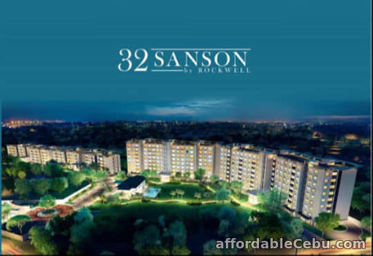 5th picture of 32 SANSON by Rockwell 2 BEDROOM FOR SALE For Sale in Cebu, Philippines