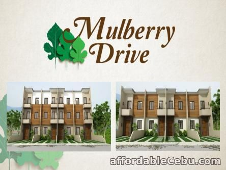 1st picture of Mulberry Drive-3 Storey Townhouse For Sale in Cebu, Philippines