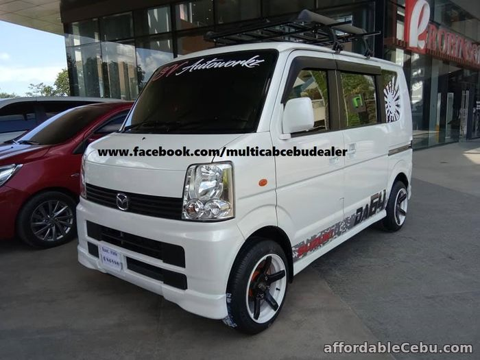 4th picture of Cheap Multicab in Cebu, Suzuki minivan da64v For Sale in Cebu, Philippines