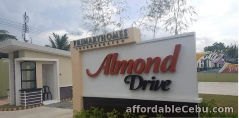 1st picture of Almond Drive Townhouse-2 Storey For Sale in Cebu, Philippines
