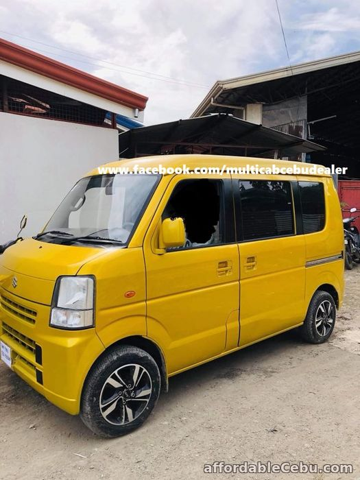 2nd picture of Cheap Multicab in Cebu, Suzuki minivan da64v For Sale in Cebu, Philippines