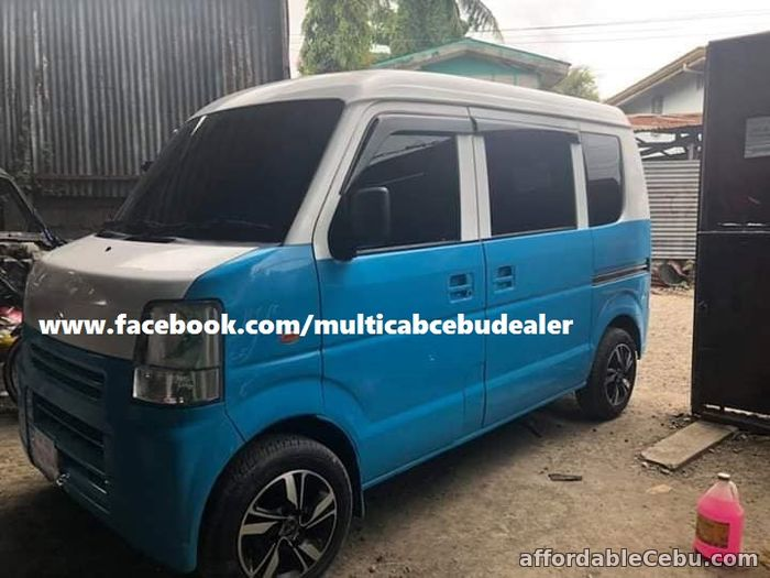 1st picture of Cheap Multicab in Cebu, Suzuki minivan da64v For Sale in Cebu, Philippines