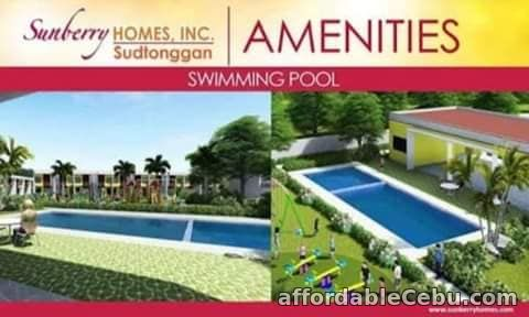 4th picture of 2-Storey Townhouse for Sale ( Block No.: 10 - Phase No: 3 ) in Sunberry Homes Sudtunggan For Sale in Cebu, Philippines
