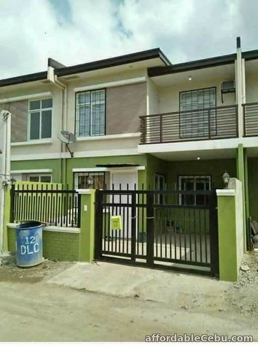 1st picture of 4 bdr house w gate and balcony nr school For Sale in Cebu, Philippines
