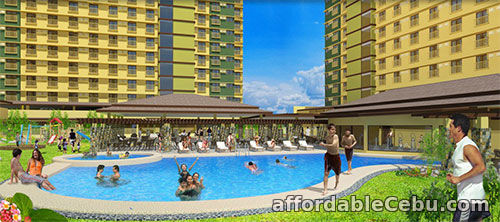 2nd picture of Bamboo Bay Community-Studio Unit For Sale in Cebu, Philippines