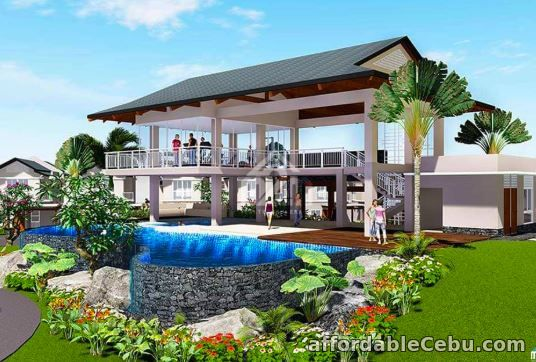 1st picture of Two Storey - Fortune Bamboo Model at Bamboo Bay For Sale in Cebu, Philippines