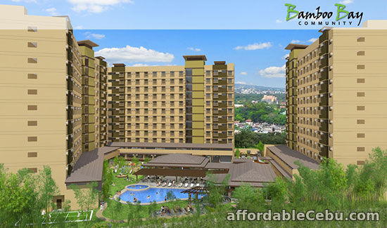 1st picture of Bamboo Bay Community-Studio Unit For Sale in Cebu, Philippines