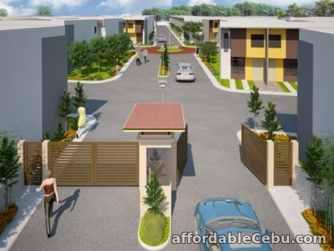 1st picture of Two Storey Townhouse ( Complete/ Finished Unit) For Sale in Cebu, Philippines