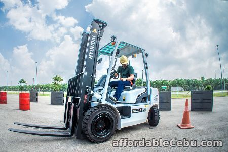 1st picture of Forklift 3-5 tonnes For Rent in Cebu, Philippines