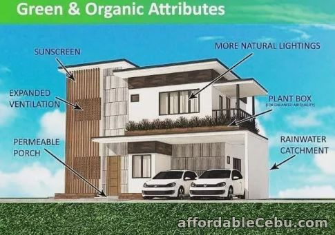 1st picture of Two Storey- Fountain Bamboo Model at BAMBOO BAY RESIDENCE For Sale in Cebu, Philippines