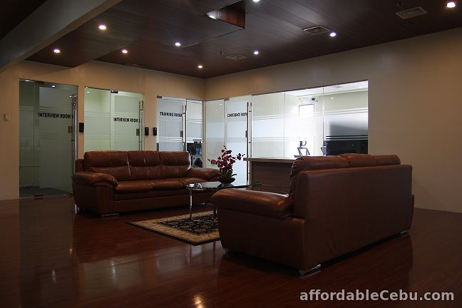 3rd picture of SEAT LEASE - You Need a Comfortable Office Today! For Rent in Cebu, Philippines