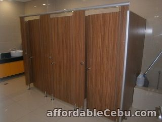 3rd picture of Cebu Toilet Partitions Supplier & Contractor For Sale in Cebu, Philippines