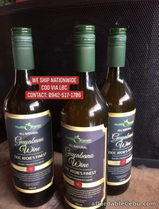 1st picture of DOC ATOIE GUYABANO WINE For Sale or Swap in Cebu, Philippines