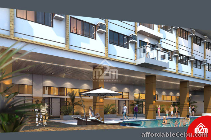 2nd picture of Be Residences lahug(STUDIO W/ BALCONY) Lawrence St. Apas Lahug, Cebu City For Sale in Cebu, Philippines