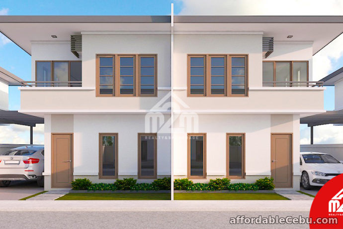 2nd picture of Valencia New Project(2-STOREY DUPLEX) Talamban, Cebu City For Sale in Cebu, Philippines