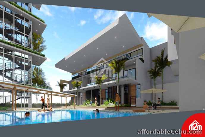 4th picture of Be Residences lahug(STUDIO W/ BALCONY) Lawrence St. Apas Lahug, Cebu City For Sale in Cebu, Philippines