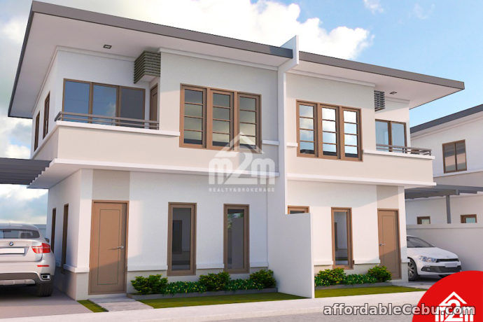 1st picture of Valencia New Project(2-STOREY DUPLEX) Talamban, Cebu City For Sale in Cebu, Philippines